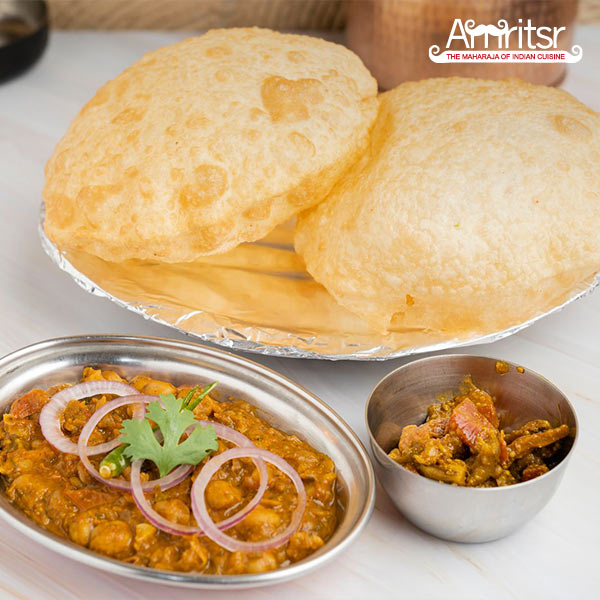 Amritsr Chole Bhature