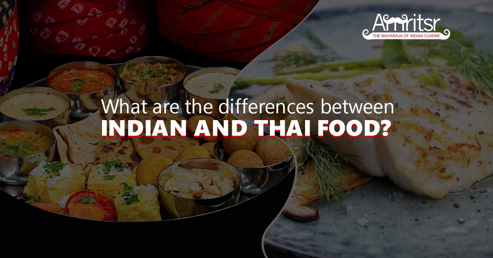 Difference Between Indian and Thai Food